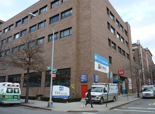 Long Island College Hospital (LICH) in Brooklyn