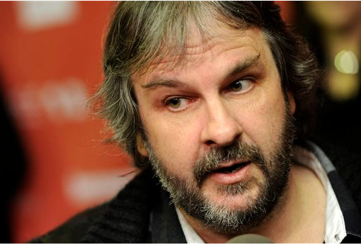 """""""Lord Of The Rings"""" director Peter Jackson celebrates his birthday today. AP photo"""
