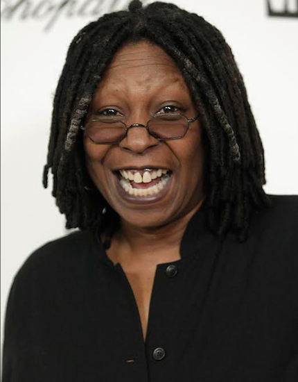 """Whoopi Goldberg fondly recalls her New York upbringing in """"Never Can Say Goodbye."""""""
