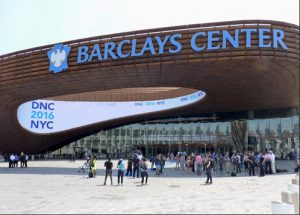 Barclays Center. Eagle file photo by Mary Frost