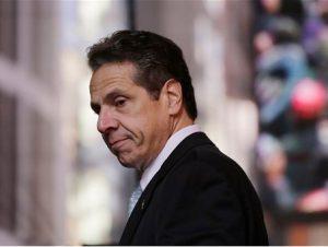 Gov. Andrew Cuomo. AP Photo/Mark Lennihan