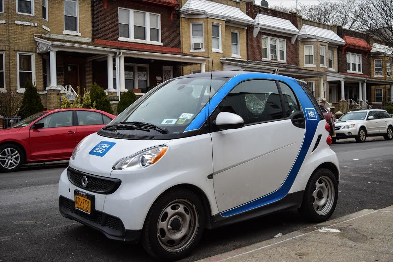 Two Views On Car2go In Brooklyn