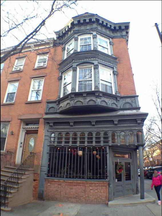 Very valuable Brownstone brooklyn spank think, that