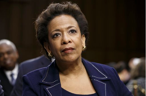 Loretta Lynch's nomination was approved by a senate committee. AP Photo/J. Scott Applewhite, File