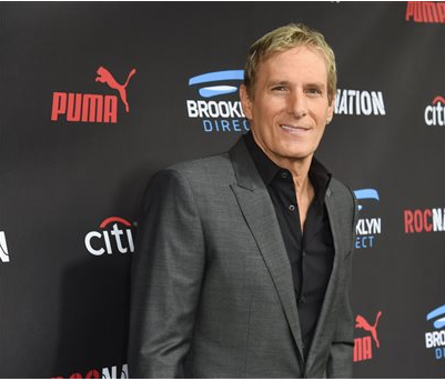 Singer Michael Bolton celebrates his birthday today. Photo by Rob Latour/Invision/AP
