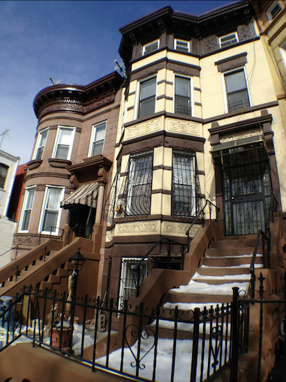 In honor of an upcoming visit the city Landmarks Preservation Commission plans to make to Sunset Park, we snapped photos of 15 blocks where there is significant homeowner support for landmarking. Eagle photos by Lore Croghan