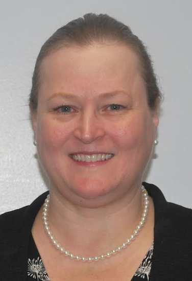 Mary Anne Healy-Rodriguez. Photo courtest of Brooklyn Hospital Center