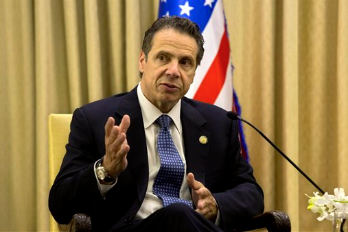 Gov. Andrew Cuomo will be the first governor to visit Cuba since ties were reopened. AP Photo/Sebastian Scheiner, File