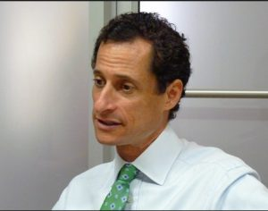 Anthony Weiner. Photo by Mary Frost