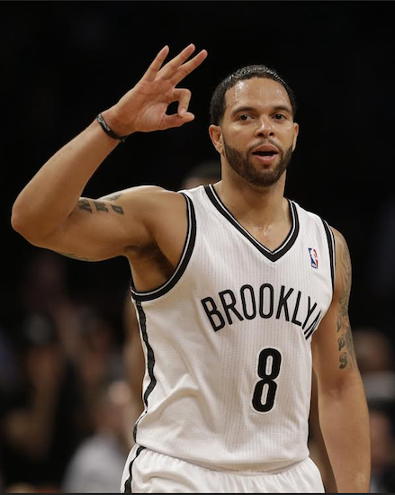 Three years here in Brooklyn proved to be enough as Deron Williams and the Nets agreed to part ways last week. AP photo