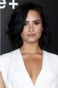Singer Demi Lovato celebrates her birthday today.