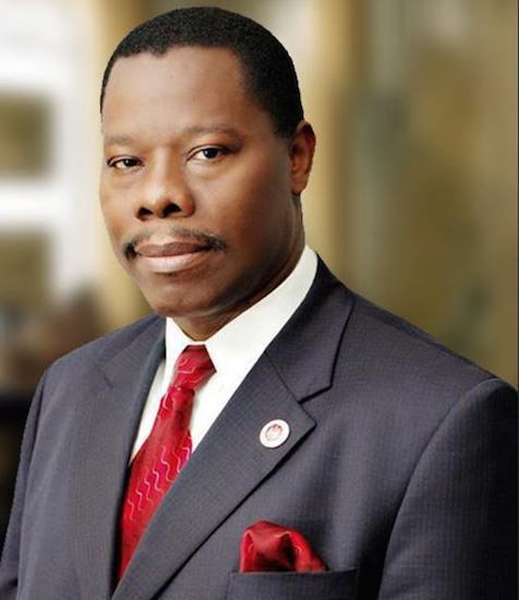 Dr. Mathieu Eugene is the first Haitian-born person to serve as a member of the New York City Council. Photo courtesy of Councilmember Eugene's Office