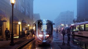 The mayor's proposal to build a streetcar service between Brooklyn and Queens drew extensive, though cautious, support from officials and organizations. New York Mayor's Office, Friends of the Brooklyn Queens Connector