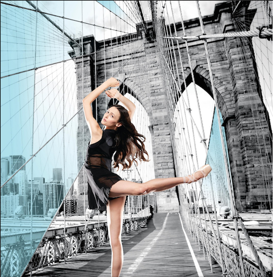 The Olympics of ballet is coming to Brooklyn for the first time, to be held at BAM the week of April 28. Photo courtesy of YAGP