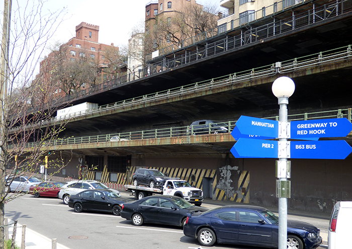 City to issue RFP for $1 7B Brooklyn Heights BQE rehab