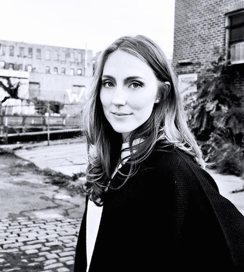 Author Moira Weigel is pictured near the Gowanus Canal. Photo: Joni Sternbach