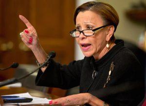 U.S. Rep. Nydia Velazquez easily won Tuesday's Democratic Primary. AP Photo/Jacquelyn Martin