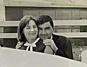 Brigitte and Leonard Freed. Photos courtesy of Brigitte Freed