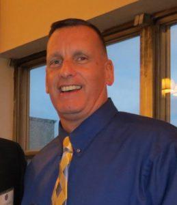 Tom Burns, who graduated from Xaverian High School in 1983, is the new head coach of the boys' varsity basketball team. Photo courtesy of Xaverian High School