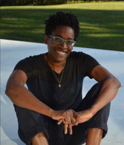 Jacqueline Woodson. Photo courtesy of Juna F. Nagle
