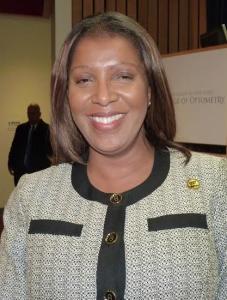 NYC Public Advocate Letitia James. Eagle file photo