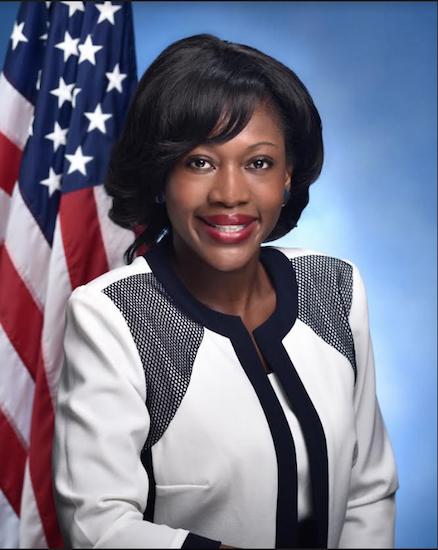 Assemblymember Diana Richardson is running unopposed on Nov. 8. Photo courtesy of Richardson's office