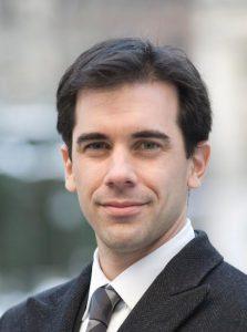 Constantine Kontokosta. Photo courtesy of NYU Tandon