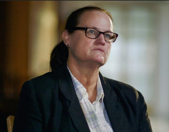 Kathy Morse spent 10 months at Rikers Island jail. Photos: Mark Benjamin/Courtesy of rikersfilm.org