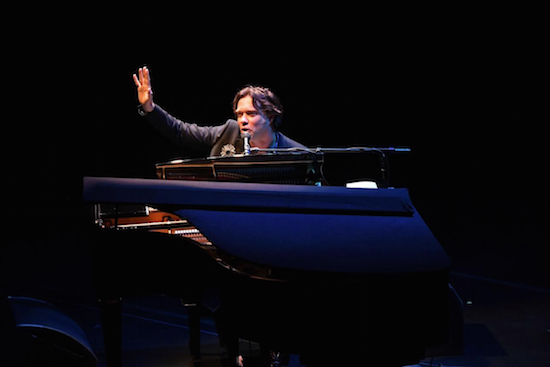 Rufus Wainwright performs at Harvey BAM Theater after the Alan Gala Dinner. Photos by Elena Olivo