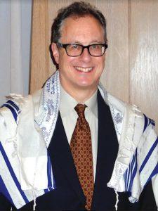 Cantor Bruce Ruben of the Brooklyn Heights Synagogue. Photo credit: Judith Clurman