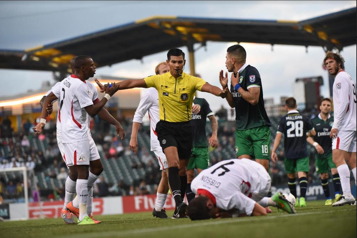 Cosmos extend unbeaten streak to six games