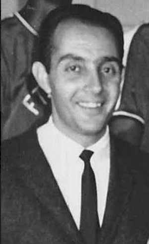 Kenneth J. Kern spent three decades developing a powerhouse basketball program at Bay Ridge's Fort Hamilton High School. He passed away last month in Hollywood, Florida at the age of 89. Photo courtesy of the Kern Family
