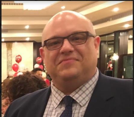 City Council candidate Justin Brannan announced that he has received the endorsement of the Transport Workers Union. Eagle photo by John Alexander
