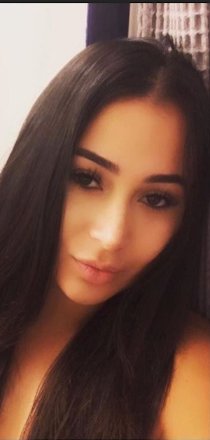 A picture of Jennifer Londono of Englewood, N.J., who has been missing since June 25. Sources believe that it was her torso that was found floating off of Red Hook on June 27. Photo courtesy of Maria (@poto3185)