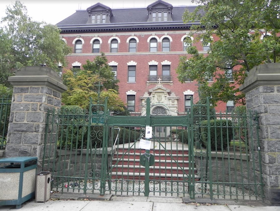 The Sisters of Mercy ran an orphanage at the Angel Guardian site on 12th Avenue for decades. The orphanage eventually closed and in recent years, the site was occupied by MercyFirst, a non-profit agency. Eagle file photo by Paula Katinas