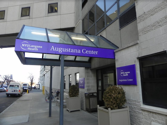 The Augustana Center was first established in Brooklyn in 1908. It will close its doors in 2018. Eagle photo by Paula Katinas
