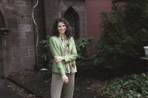 Author and Unitarian Church Pastor Ana Levy Lyons. Photos courtesy of Hachette Book Group