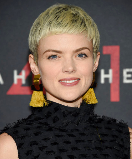 Erin Richards. Photo by Evan Agostini/Invision/AP