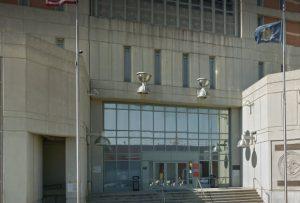 The Metropolitan Detention Center in Sunset Park. Image © 2018 Google Maps photo