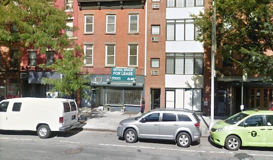 The block of 487 Atlantic Ave. Image © 2018 Google Maps photo