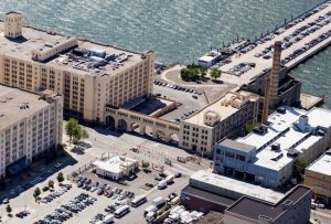 The Brooklyn Army Terminal. Photo courtesy of Brooklyn Army