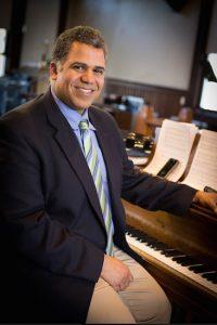 Mark Miller. Photo courtesy of The Hymn Society