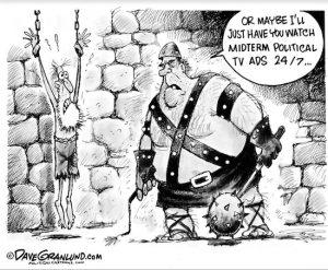 Photo courtesy of Cagle Cartoons