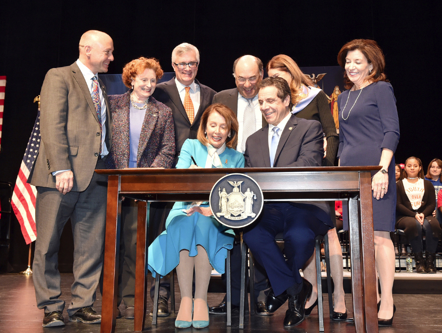 Photo by Kevin P. Coughlin/Office of Governor Andrew M. Cuomo