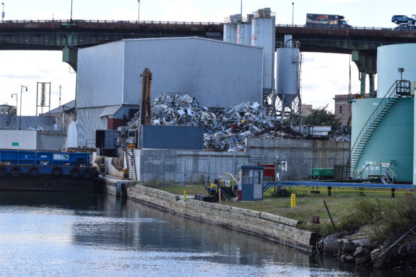 Gowanus residents say they have been left with more questions than answers on the Gowanus Canal's cleanup and the neighborhood's looming rezoning. Eagle file photo by Rob Abruzzesse
