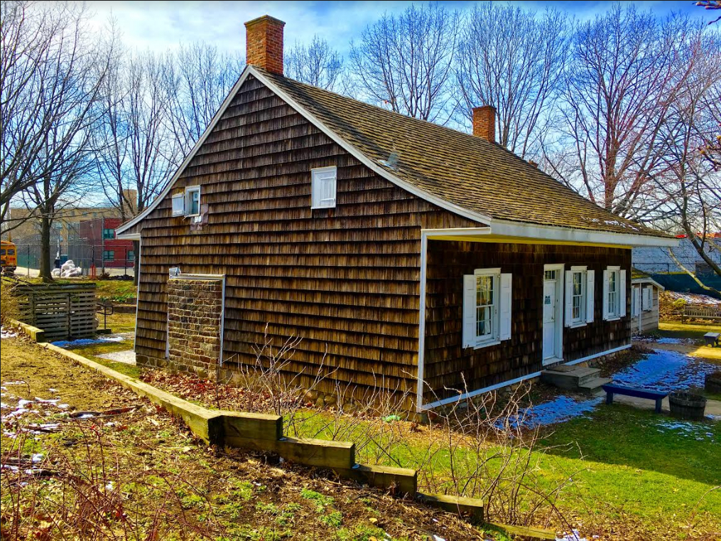 Pieter Claesen Wyckoff House was constructed before 1641. Eagle file photo by Lore Croghan
