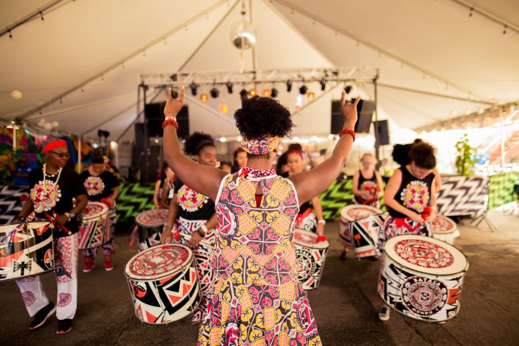 ¡Wepa! Dance the weekend away to Afro-Latino beats
