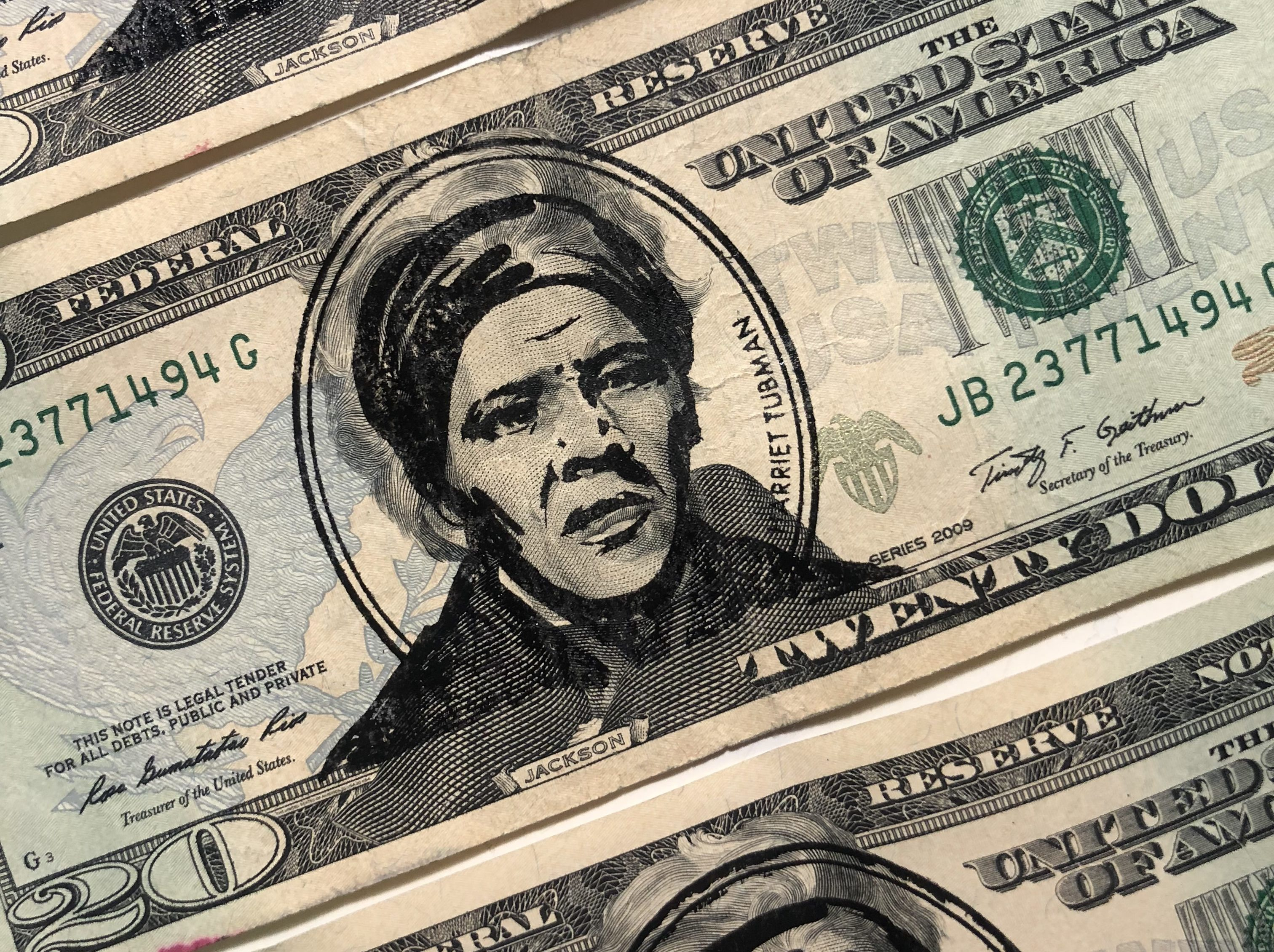In Brooklyn Harriet Tubman Is Already On 20 Bills